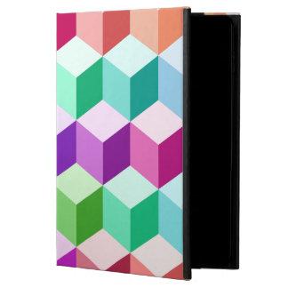 Cube Big Pattern Multicolored
