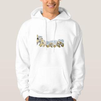 Cube House Hooded Sweatshirt