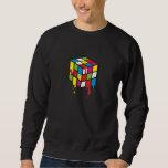 cube pullover sweatshirts