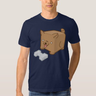 Cube Puppy Shirts