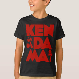 Cubed Kendama 2, red T-Shirt