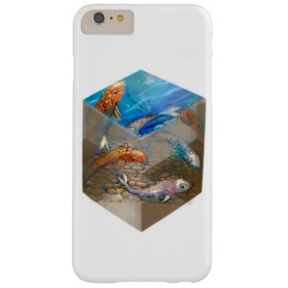Cubed Koi Barely There iPhone 6 Plus Case