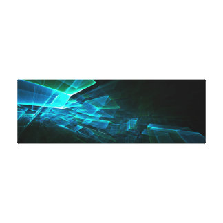 cubes in space gallery wrap canvas
