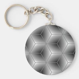 Cubes Keychain