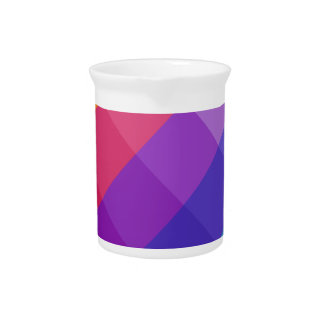 Cubical Colors Pitcher