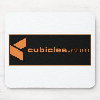 CubiclesBlack Mouse Mat