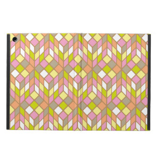 Cubik Pastels iPad Air Case