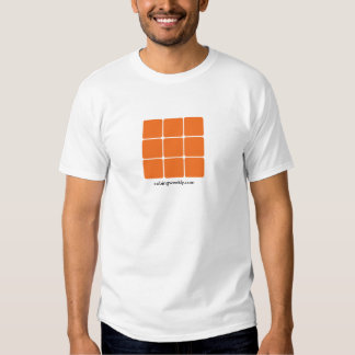 Cubing Weekly Logo Shirt (Light)
