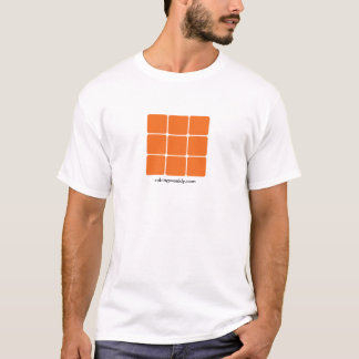 Cubing Weekly Logo Shirt (Light)