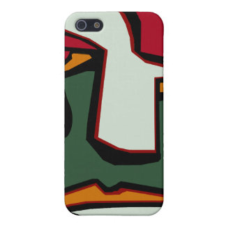 Cubism melancholy loss sadness tears Iphone 4 Cover For iPhone 5