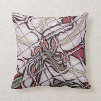 Cubismic Lily Cushion