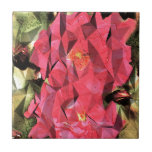 Cubist Abstract Roses