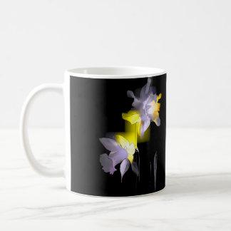 Cubist Daffodils Coffee Mug