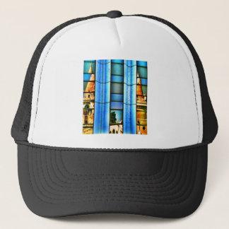 Cubist  Reflections Trucker Hat