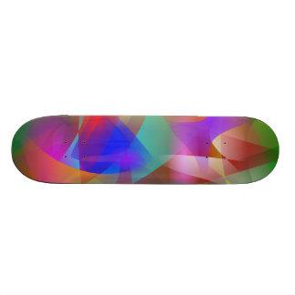 Cubistic Approach Skate Decks
