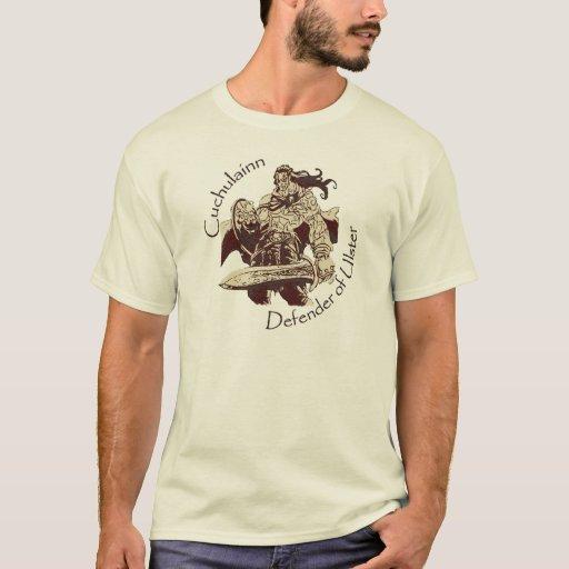 Image of Cuchulainn - Defender of Ulster T-shirt