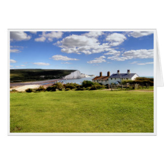 Cuckmere Haven Greeting Card