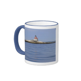 Cuckolds Lighthouse Mug-Maine Ringer Mug