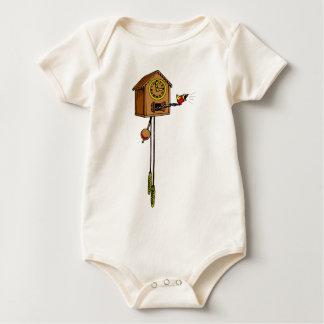 Cuckoo Clock baby Baby Bodysuit
