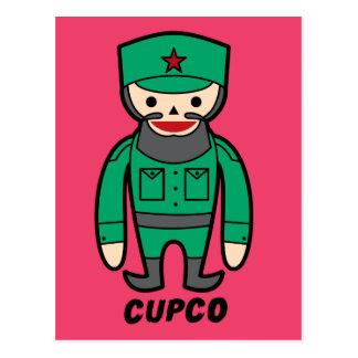 CUCPO CASTRO POSTCARD