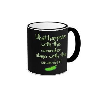 Cucumber Ringer Mug