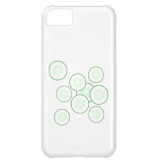 Cucumber slices. case for iPhone 5C