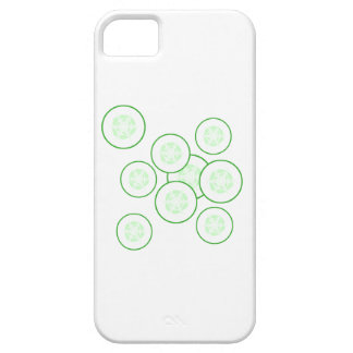 Cucumber slices iPhone 5 covers