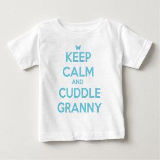 CUDDLE GRANNY BABY T-Shirt