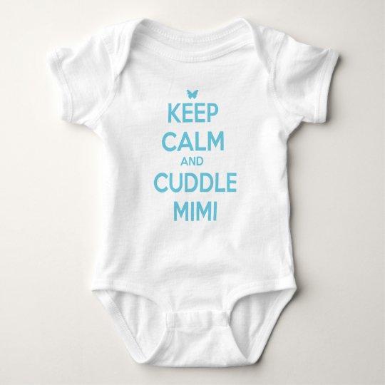 CUDDLE MIMI BABY BODYSUIT
