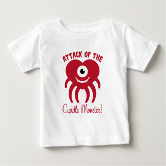 Cuddle Monster Baby T-Shirt