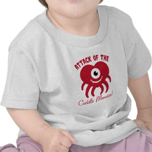 Cuddle Monster Shirt