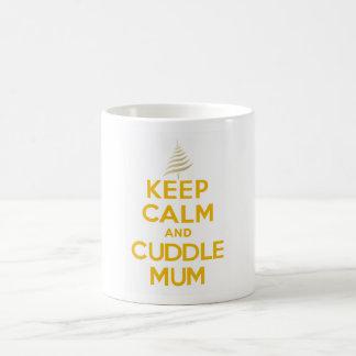 CUDDLE MUM Snowy Mugs