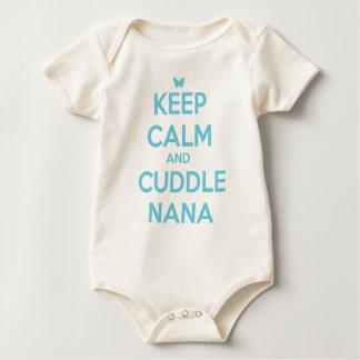 CUDDLE NANA BABY BODYSUIT
