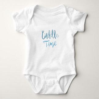 Cuddle Time Baby Bodysuit