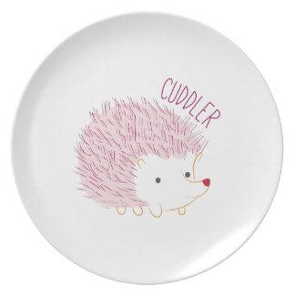 Cuddler Plate