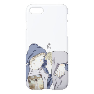 cuddles iPhone 8/7 case