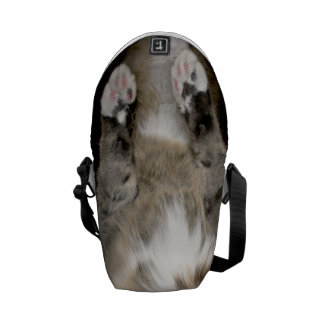 Cuddly Cat Meow Bag (Tabby Version) Commuter Bag