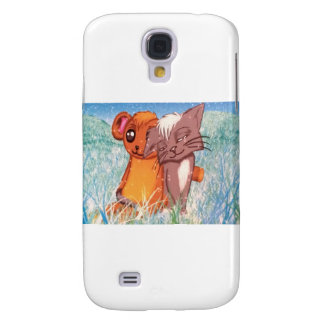 Cuddly Couple Galaxy S4 Case