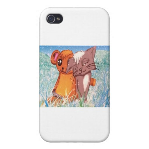 Cuddly Couple iPhone 4/4S Cases
