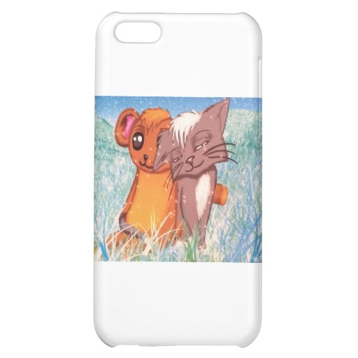 Cuddly Couple iPhone 5C Cases