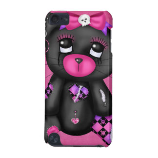 Cuddly emo bear Ipod case
