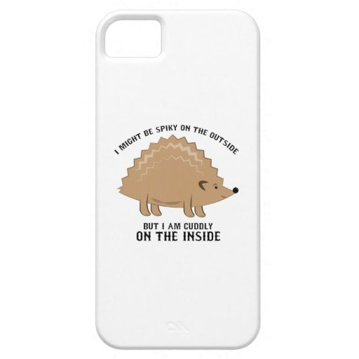 Cuddly Inside iPhone 5/5S Covers