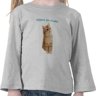 Cuddly Kitten Shirt