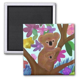 Cuddly Koalas Magnet
