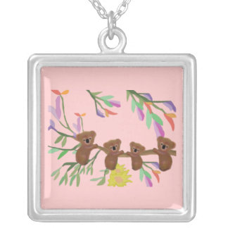Cuddly Koalas Necklace