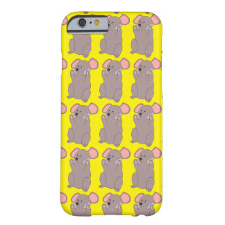 Cuddly Mice Barely There iPhone 6 Case