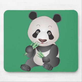 Cuddly Panda Mouse Pad
