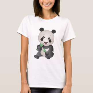 Cuddly Panda T-Shirt