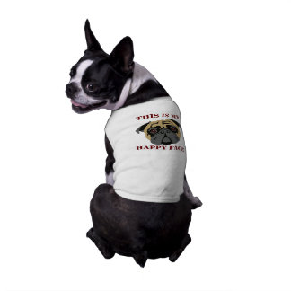 Cuddly Pug Pet Tshirt