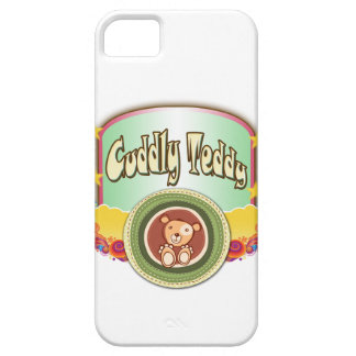 Cuddly Teddy iPhone 5 Cover